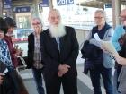 Preisverleihung in Stuttgart